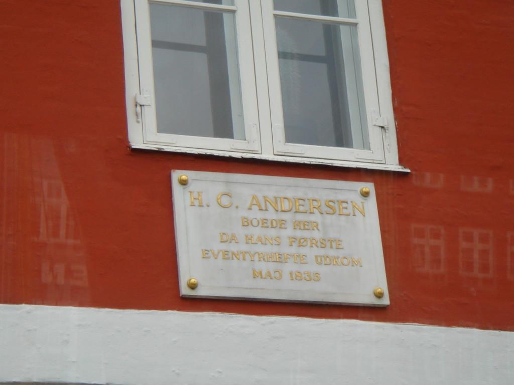 アンデルセン宅